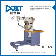 DT169 Double thread side seam industrial shoes sewing machines